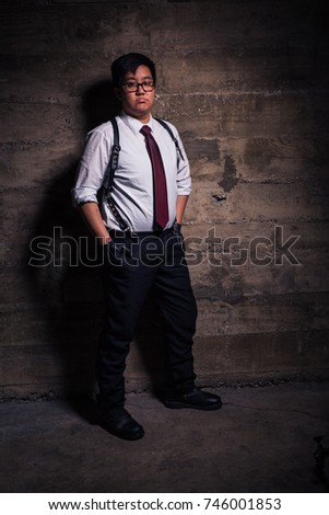 gay bondage teenage
