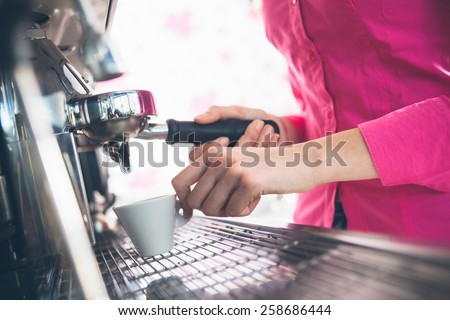 commercial espresso machines italy