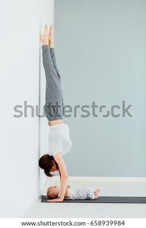 handstand stock images royaltyfree images  vectors