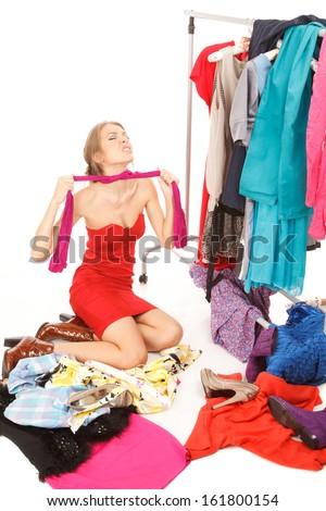 style rack dress a girl