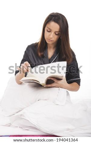 young woman sleep - stock photo