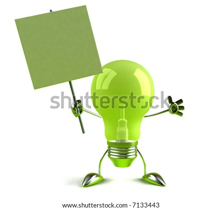 Your idea - stock photo