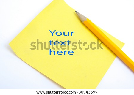Your text here