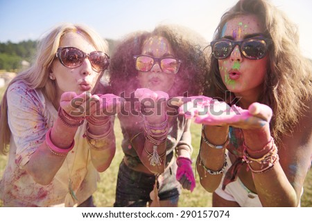 Youth has its own rules - stock photo