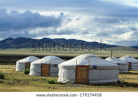 Yurt Villages of Mongolia