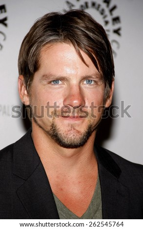 Zachary Knighton at the Paley Center For Media Presents An Evening With 'Happy Endings' held at the Paley Center for Media in Beverly Hills on August 29, 2011.
