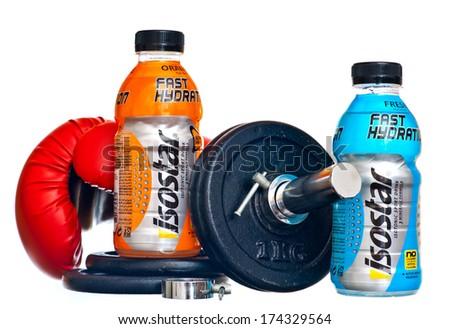 sport drink report
