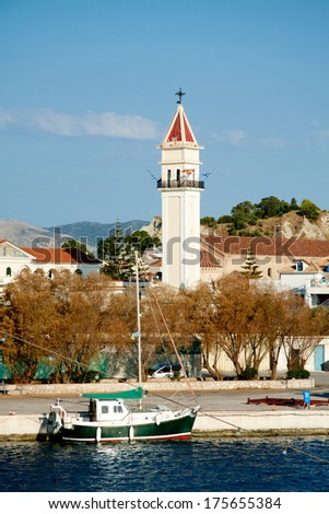 Zakynthos, Grece - stock photo