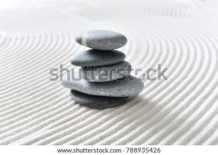 Zen garden stones stock photo 788935426 shutterstock zen garden stones workwithnaturefo