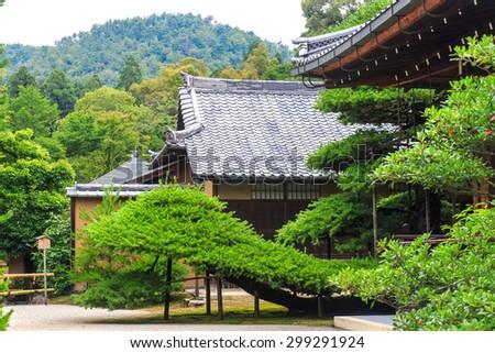 Zen Gardens - stock photo