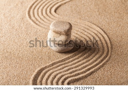 Zen-like, Pebble, Stone.