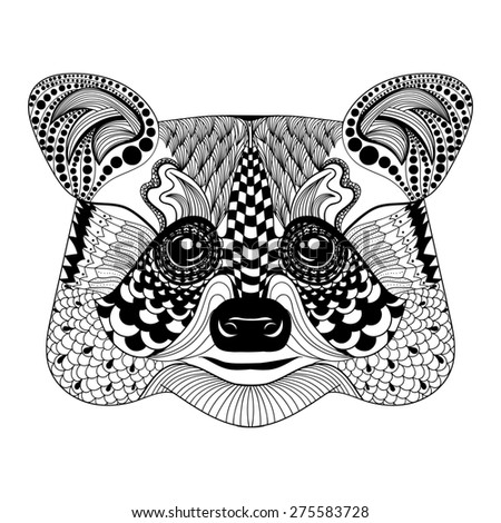Large Beaver Coloring Coloring Pages