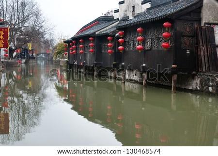 zhejiang nanxun - stock photo