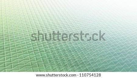 Zigzag Grid - stock photo