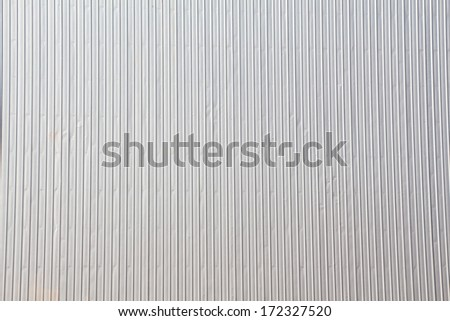 zinc background - stock photo