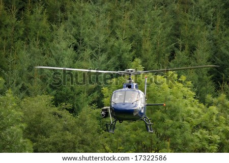 ZLIN,CZECH REP.-AUGUST 23.helicopter record on film cars at Barum rally event,August 23.2008 in Zlin,Czech republic. - stock photo