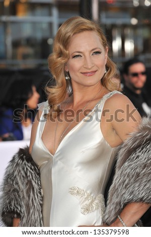 "Zoe Bell at the American premiere of ""Oblivion"" at the Dolby Theatre, Hollywood. April 10, 2013  Los Angeles, CA Picture: Paul Smith"