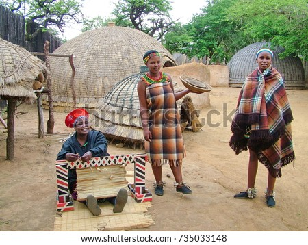Zulu Stock Images Royalty Free Vectors