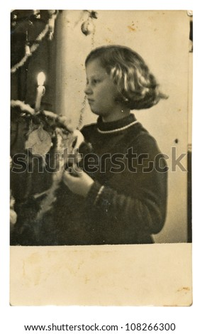 Nostalgic Christmas Stock Photos Images Amp Pictures