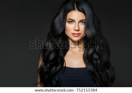 Dark-haired Stock Images, Royalty-Free Images