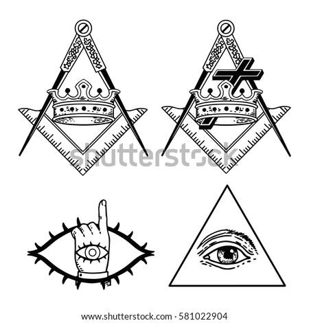 Freemasonry Hand Symbols