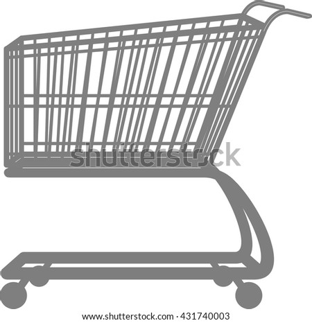 Basket vector illustration