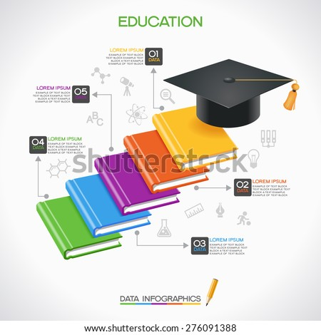 Infographic Ideas infographic template education : Infographic. School Stock Photos, Royalty-Free Images & Vectors ...