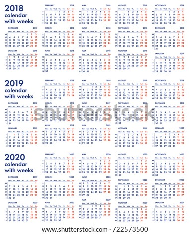 uk calendar by week numbers 2018 best calendar 2018 template