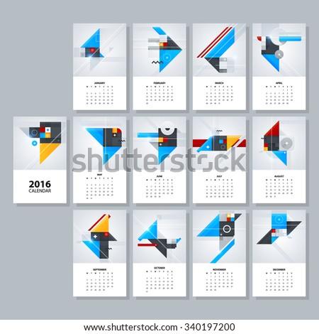 Calendar Layout Banque d'images, d'images et d'images vectorielles ...