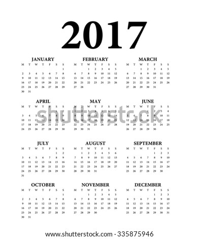 2017 Calendar Download - Your Mom Hates This