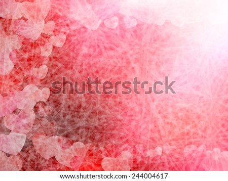 Cherry Japanese paper background