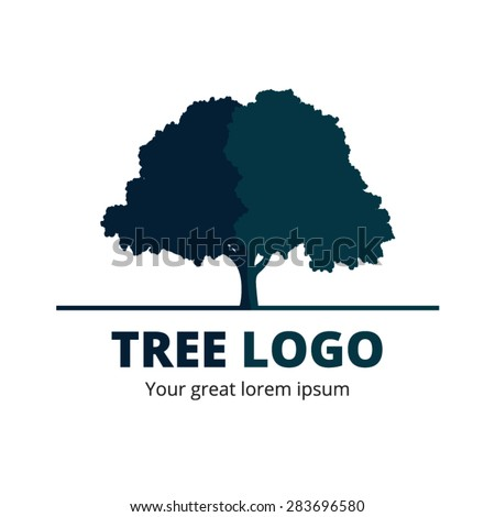 Tree Logo Stock Images, Royalty-Free Images & Vectors | Shutterstock