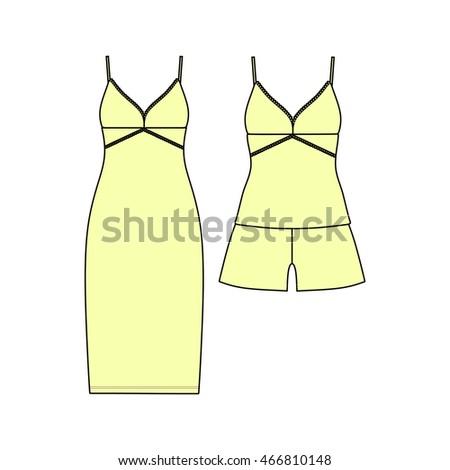 Pajamas Woman Stock Photos, Royalty-Free Images & Vectors ...