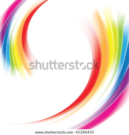 Color gradient mesh background with place for text for business artwork - stock vector
