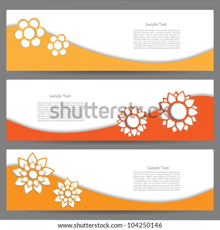 3 d abstract art background banner blank stock vector royalty free 3d abstract art background banner blank bright bubble business card design dialog element flower form glossy reheart Choice Image