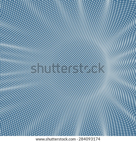 3d abstract background. Technology vector illustration. Can be used for banner, flyer, book cover, poster, web banners. - stock vector