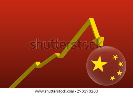 the history of the economic bubble in china The past decade's economic boom has created new wealth in china and rising  demand for chinese fine art and calligraphy, driving up prices increasing prices .