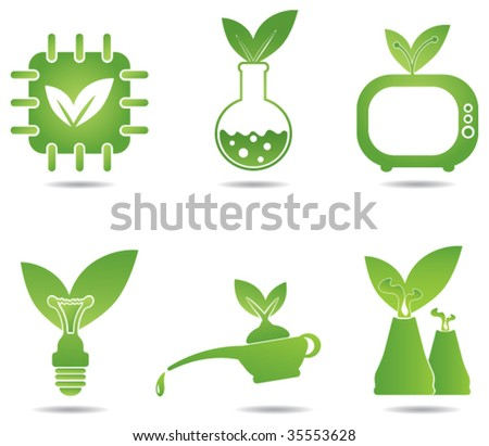 Design elements 7 - stock vector