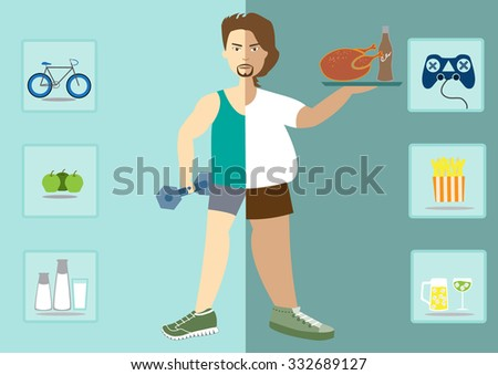 Unhealthy Lifestyle Stock Images, Royalty-Free Images & Vectors ...