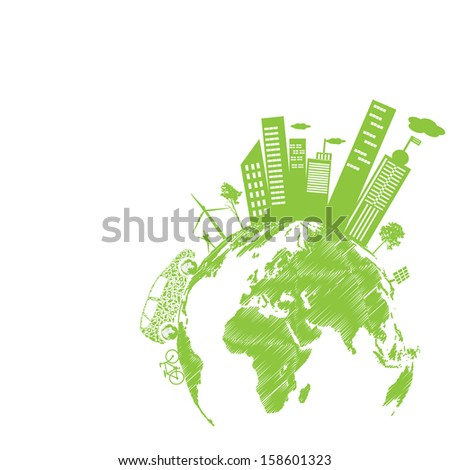 sustainability concept stock images royalty free images vectors shutterstock. Black Bedroom Furniture Sets. Home Design Ideas