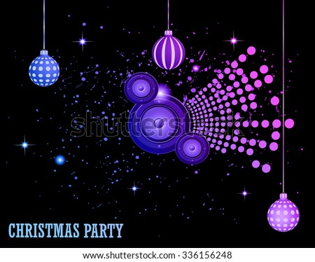 2016 Happy New Year Background for your Christmas Club , festival, event , posters. - stock vector