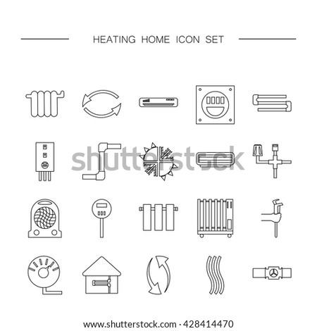 Stock photos royalty free images vectors shutterstock for Heat setting for home