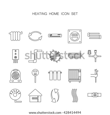 Stock images royalty free images vectors shutterstock for Heat setting for home
