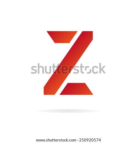 Logo Z letter for company vector design template. - stock vector