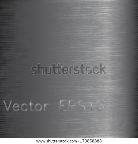 metal texture background stainless, industrial metal surface pattern texture for copy space - stock vector
