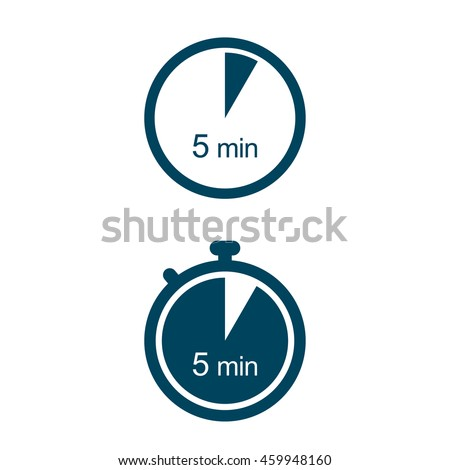 5 minute timer with alarm