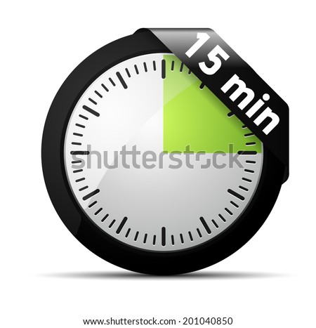 15 Minutes timer