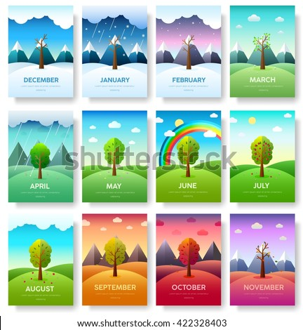 Month Stock Images, Royalty-Free Images & Vectors | Shutterstock