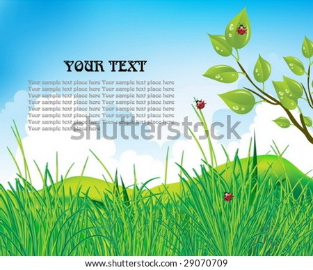nature design background