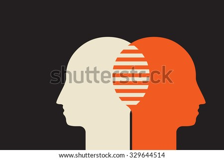 overlapping thoughts  two sides of the mutual idea 